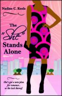 """Book page for The """"She"""" Stands Alone"""