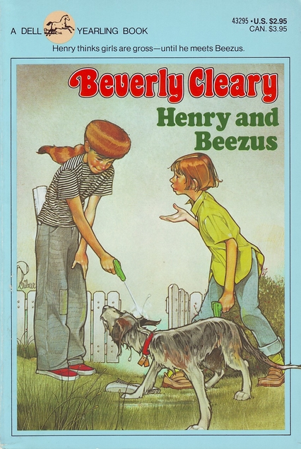 Henry and Beezus by Beverly Cleary | Prismatic Prospects