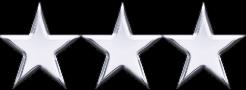 3 Stars New Silver