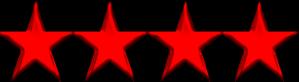 4 Stars New Red