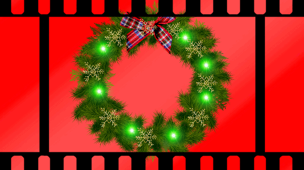 Christmas Films Red