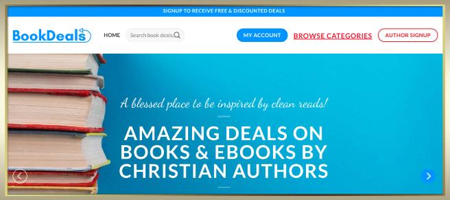 Go to Book Deals website